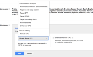 target-CPA-google adwords