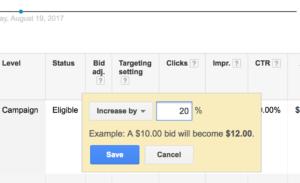 google-adwords-bid-adjustment