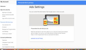 ad-setting-google-account