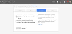 call-conversions-set-up