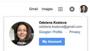 google-my-account