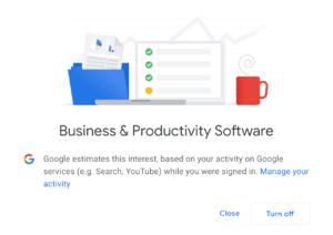in-market-segment-google-ad-settings