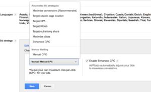 target-CPA-google adwords