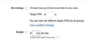 google-adwords-budget