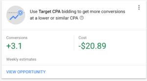 target-cpa-google