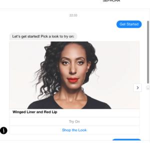 messenger-ad-facebook-sephora