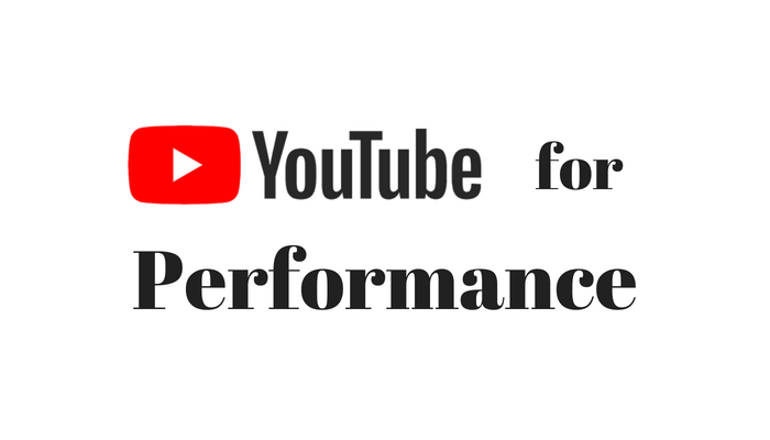 youtube-for-performance